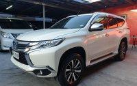Sell White 2017 Mitsubishi Montero SUV / MPV in Manila