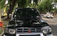 Selling Black Mitsubishi Pajero 2003 SUV / MPV in Las Piñas