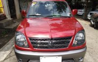 Selling Red Mitsubishi Adventure 2017 SUV / MPV in Antipolo