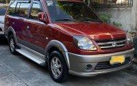Red Mitsubishi Adventure 2010 SUV / MPV for sale in Dasmariñas