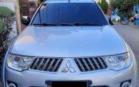 Silver Mitsubishi Montero 2011 SUV / MPV for sale in Manila