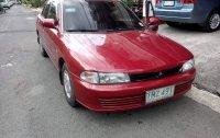 Sell Red 1993 Mitsubishi Lancer Wagon (Estate) in Manila