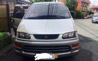 Selling Silver Mitsubishi Delica Space Gear 2004 Van in Parañaque