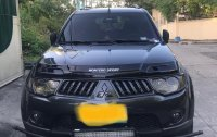 Black Mitsubishi Montero 2009 SUV / MPV for sale in Manila