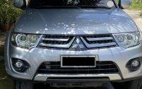 Sell Silver 2014 Mitsubishi Montero SUV / MPV in Manila