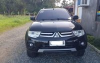 Black Mitsubishi Montero 2014 SUV / MPV for sale in Calamba
