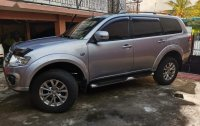Sell Grey Mitsubishi Montero sport in Manila