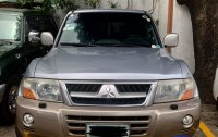 Selling Brown Mitsubishi Pajero 2004 in Mandaluyong
