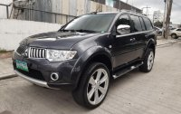Selling Black Mitsubishi Montero sport 2011 in Quezon City