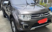 Selling Grey Mitsubishi Montero 2015 in Taguig