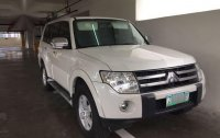 White Mitsubishi Pajero 2008 for sale in Manila