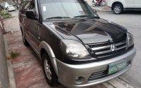Sell Black 2011 Mitsubishi Adventure in Quezon City