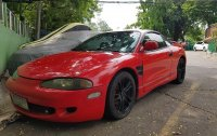 Red Mitsubishi Eclipse 1995 for sale