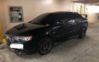 Sell Black 2011 Mitsubishi Lancer ex in Manila