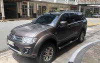 Sell Grey 2014 Mitsubishi Montero in Manila