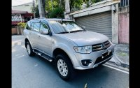 Silver Mitsubishi Montero sport 2014 for sale in San Juan