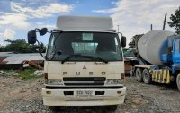 White Mitsubishi Fuso 2010 for sale in Lingayen