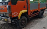 Orange Mitsubishi Fuso 2007 for sale in Buguias