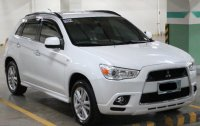 White Mitsubishi Asx 2011 for sale in Manila