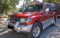 Selling Red Mitsubishi Pajero 2004 in Quezon City