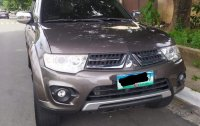 Grey Mitsubishi Montero 2014 for sale in Manila