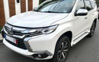 Pearl White Mitsubishi Montero Sport 2016 for sale in Makati City