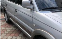 Selling Silver Mitsubishi Adventure 2010 in Quezon City