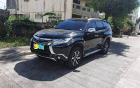 Sell Black 2017 Mitsubishi Montero Sport in Taguig City