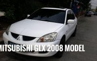 Sell White 2007 Mitsubishi Lancer in Manila