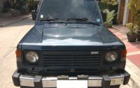 Black Mitsubishi Pajero 1990 for sale in Manila