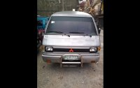 Selling Silver Mitsubishi L300 1992 in Baguio