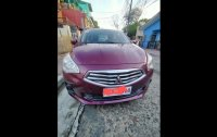 Sell Red 2017 Mitsubishi Mirage g4 in Antipolo