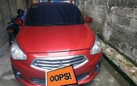 Sell red 2015 Mitsubishi Mirage G4 in Caloocan