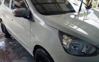 Sell White 2015 Mitsubishi Mirage in Manila