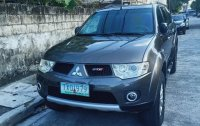 Selling Brown Mitsubishi Montero 2012 in Manila