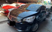 Selling Black Mitsubishi Mirage g4 2017 in Manila