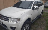 White Mitsubishi Outlander 2008 for sale in Bacolod