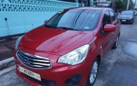 Red Mitsubishi Mirage g4 2018 for sale in Marikina City