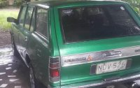 Selling Green Mitsubishi Galant in Dauin