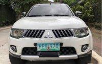 Sell White 2010 Mitsubishi Montero in Manila