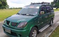 Green Mitsubishi Adventure 2008 for sale in Manila