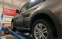 Selling Grey Mitsubishi Pajero 2015 in Santa Rosa