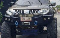 Black Mitsubishi Strada for sale in Valenzuela