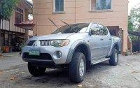 Sell Silver Mitsubishi Strada in Manila