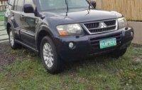 Sell Black 2005 Mitsubishi Pajero in Manila