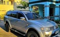 Selling Silver Mitsubishi Montero 2011 in Manila