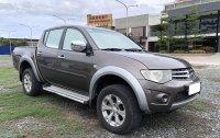 Grey Mitsubishi Strada for sale in Manila