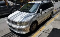 Selling White Mitsubishi Grandis in Manila
