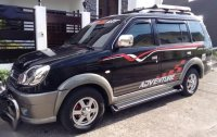 Selling Black Mitsubishi Outlander in Lucena