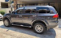 Sell Grey 2011 Mitsubishi Montero in Manila